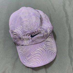 Purple Dri-Fit Women's Nike Hat